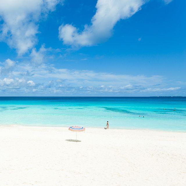 Sunayama Beach, Miyako Island, Okinawa, Japan