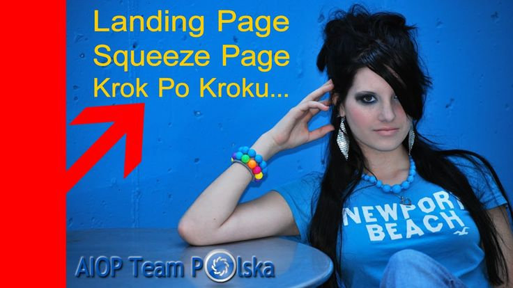 Jak Zrobić Landing Page, Squeeze Page?http://youtu.be/YLvRvJEv9aQ