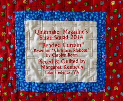 74 best Quilt Labels images on Pinterest | Good ideas, Crafts and ... : examples of quilt labels - Adamdwight.com