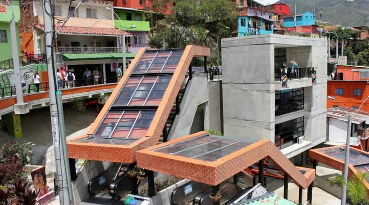 Medellín made urban escalators famous, but have they had any impact? | Citiscope