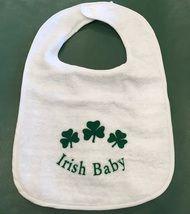 Baby Bib, Irish Baby Bib
