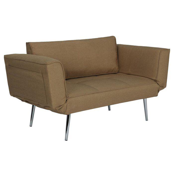 Leyla Convertible Sofa   sofa   Futon couch, Futon bedroom, Futon sofa