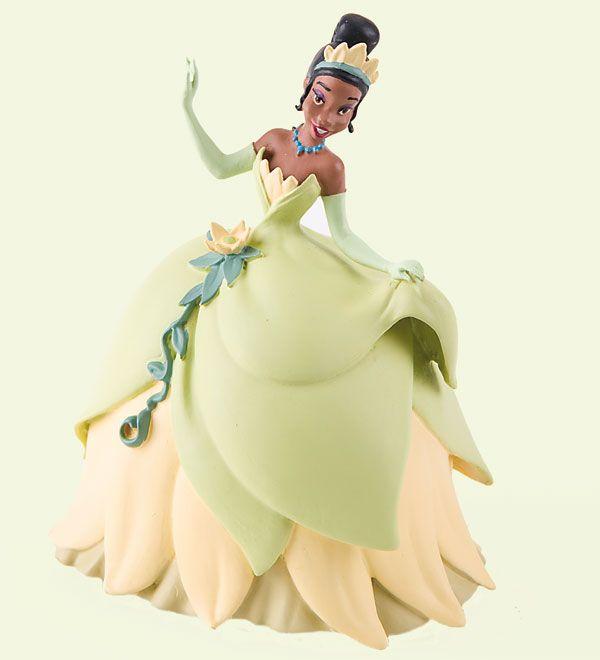 BULLYLAND_Принцесса-лягушка_Принцесса Тиана в свадебном платье (12741)