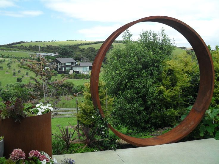 Corten Fab NZ can make anything from weathering steel / Corten. Be sure to contact us for any enquiries. Experts in corten custom design & fabrication