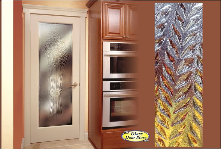 Interior Doors With Glass For Your Home Office, Pantry, Clear Glass With  Etched Design, Or Barn Doors With Decorative Glass Clear Or Textured Custom  Order ...