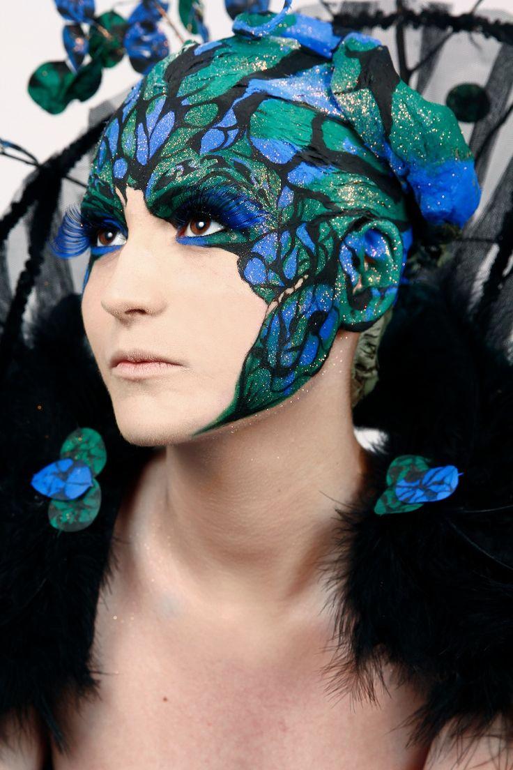 CHARACTER & FANTASY :: Vanesa Colón Make Up Artist