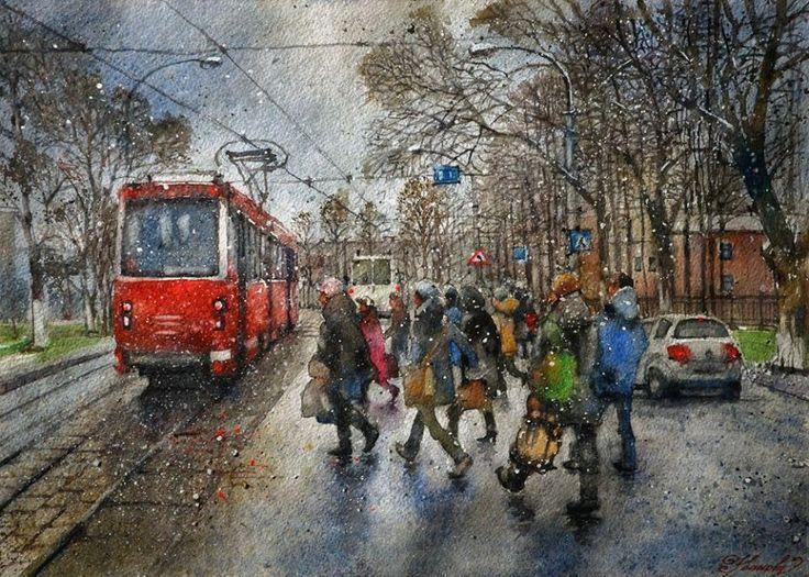 Трамвай-желание