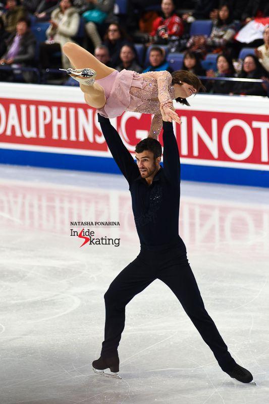 Meagan Duhamel and Eric Radford FS 2017 Worlds Helsinki (3)