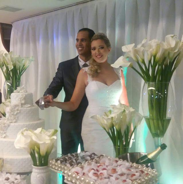 Blog de Casamentos - Jo Marim:  Casamento de Marina e Sérgio 18/junho/2016