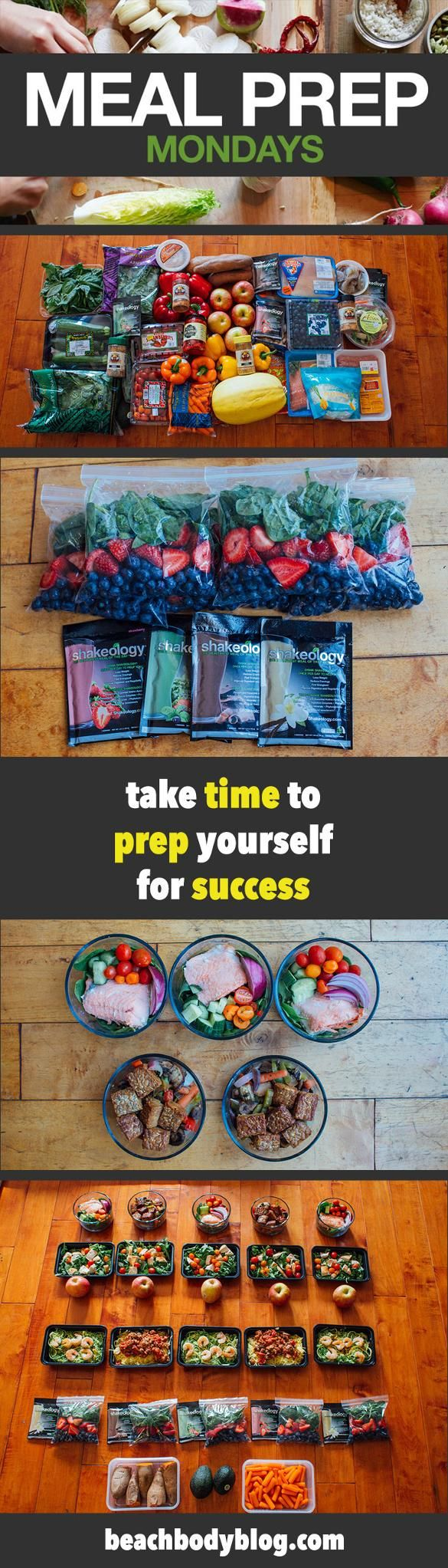 Try this one simple tip to make your morning meal preps even faster. http://www.beachbodycoach.com/ashleyj0914