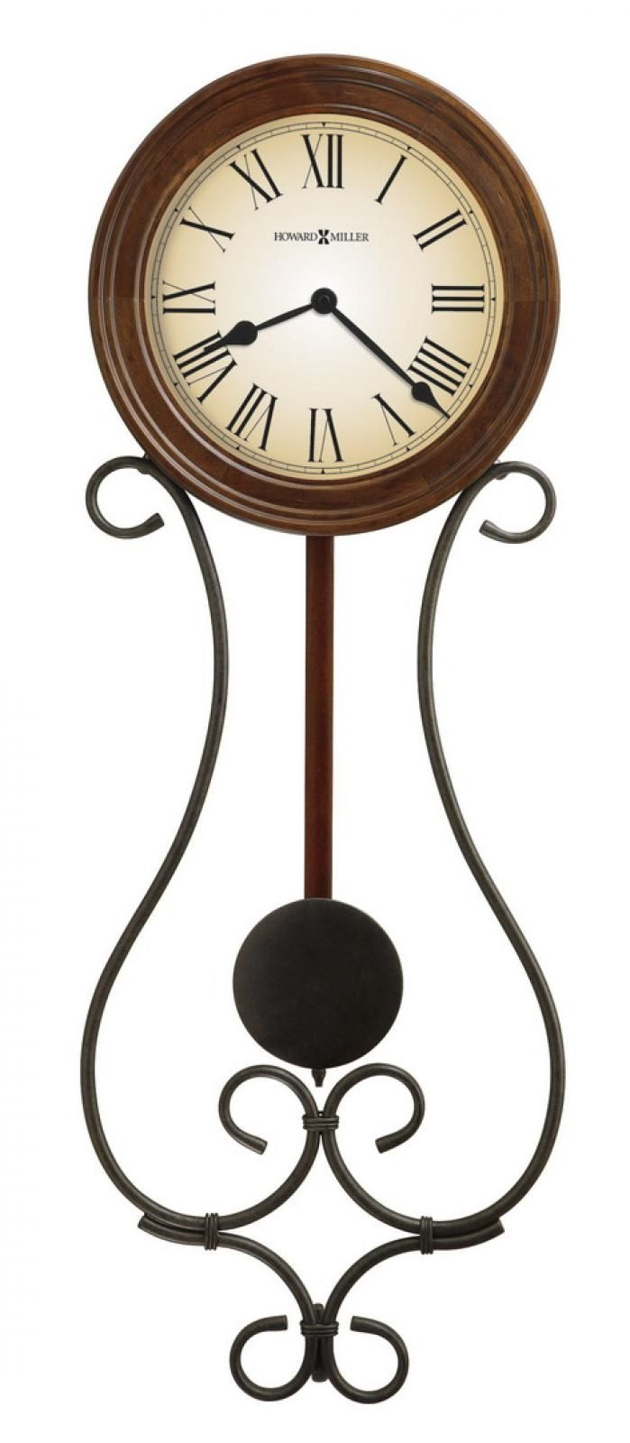 Am americana country wall clocks - Wall Clocks With Pendulum Iron