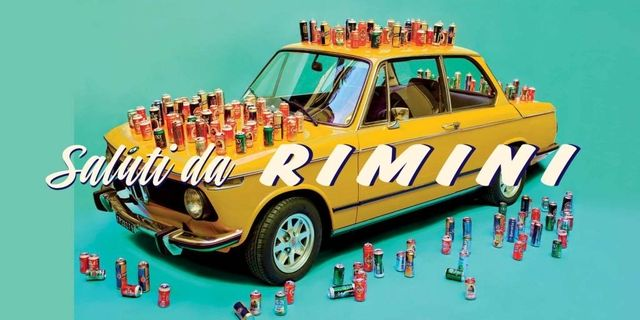 Cartoline da Rimini.