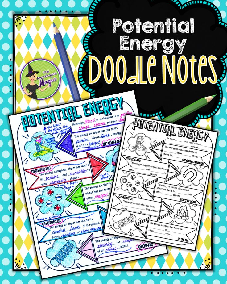 potential energy coloring pages - photo#30
