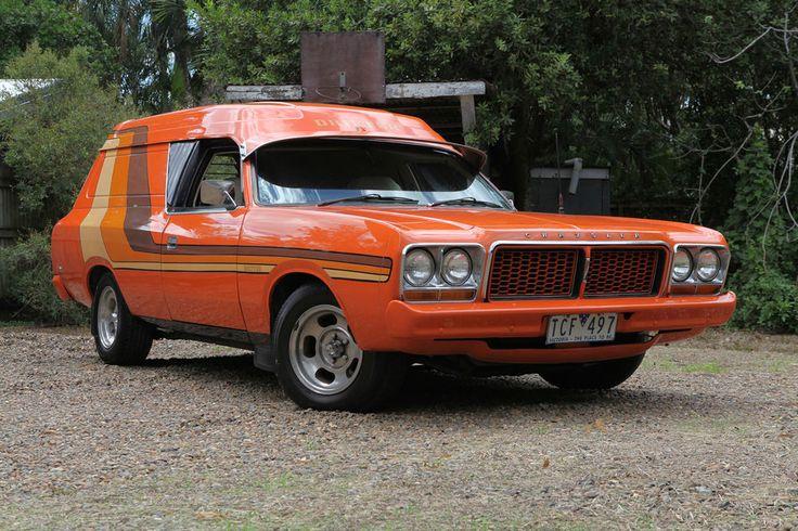 Chrysler Valiant Drifter (1977) Panel Van