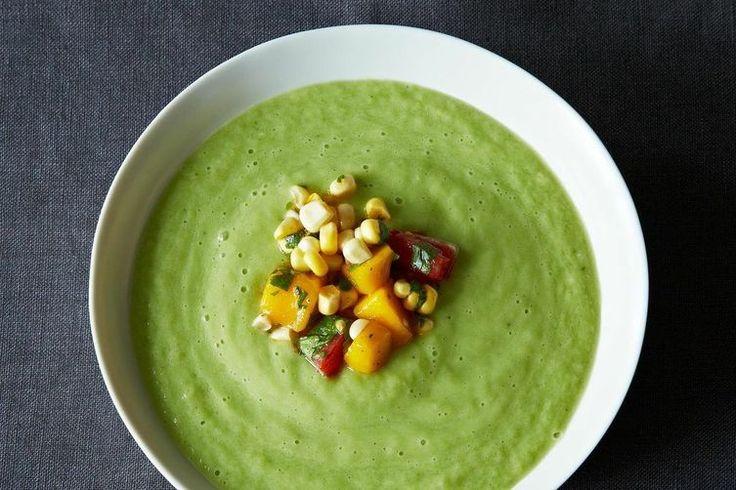 zupa ogorkowa soup zupa polish cook pickled cucumber cucumber soup ...