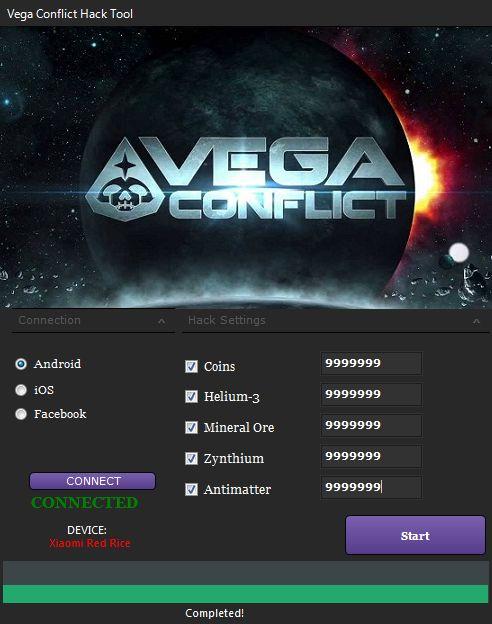 http://www.hackspedia.com/vega-conflict-android-ios-hack-cheats-tool/