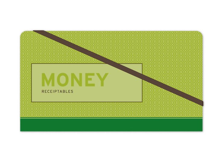 Money Receiptables from KnockKnock - keep track of those receipts for your taxes! #springorganizing