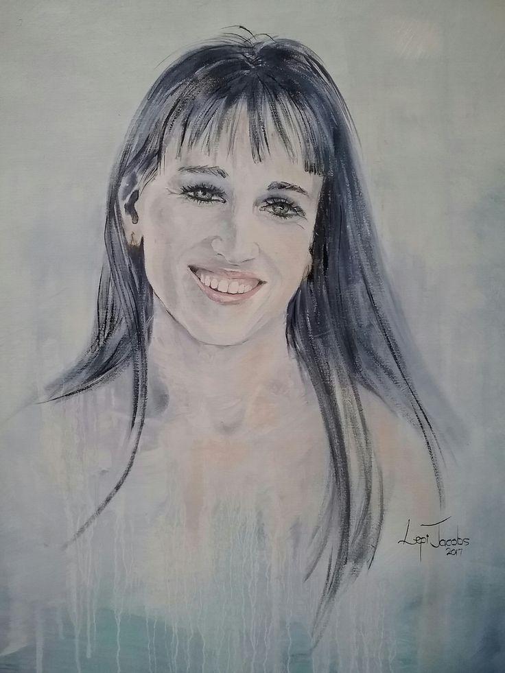 Portrait of Marion