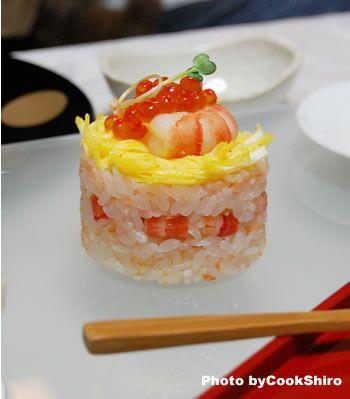 ミニ押し寿司