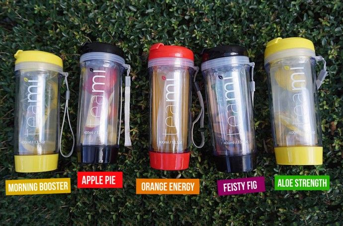 1018-detox-waters Easy to clean and easy to use, the Teami Tumbler is a great accessory that tea lovers can not live without! Use Jessica514 to get 10% off!!
