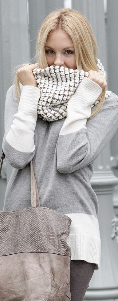 I love snuggle clothes that look good but feel great - my aim in Life !!