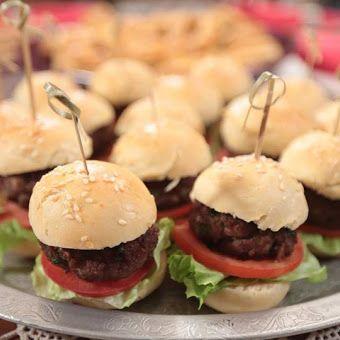 Mini Hamburger Tarifi