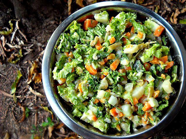 spanish salad: eggless spanish salad, vegetarian spanish salad recipe