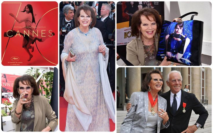 MEDIA ALERT : RUNWAY MAGAZINE ® exclusive interview with Claudia Cardinale who graces the poster of 70th Cannes Film Festival ! Marché du Film - Festival de Cannes Watch it soon in Runway Magazine talk show.  Red Carpet dress : @armani Shopping bag : RUNWAY MAGAZINE ® www.RUNWAYMAGAZINES.com Official Runway Magazine photographer : Laurent Lo. RUNWAY MAGAZINE shopping bag in collaboration with Mamabali Spa & Cosmétiques. Coming soon to the stores. #RunwayMagazines #EleonoraDeGray…