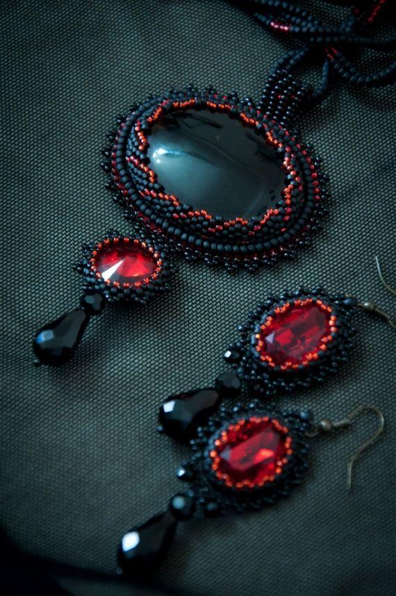 Альбом пользователя Irischka: Комплект Red & Black