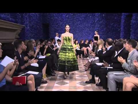 Christian Dior | Haute Couture Fall Winter 2012/2013 Full Show Part 2