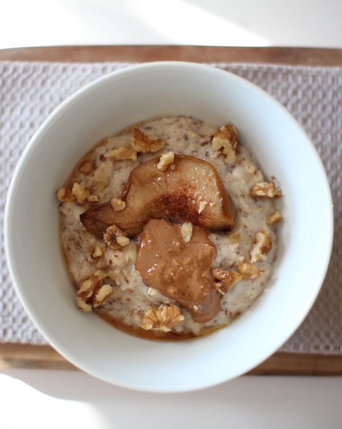 Supercharged Protein Oats   Not Your Typical Dietitian