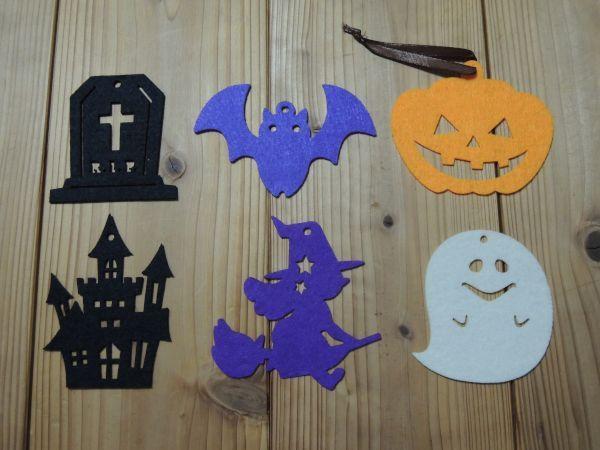 ハロウィンの飾りに使える切り絵の無料型紙|折り紙・フェルトに使える | 自由研究テーマとまとめ方