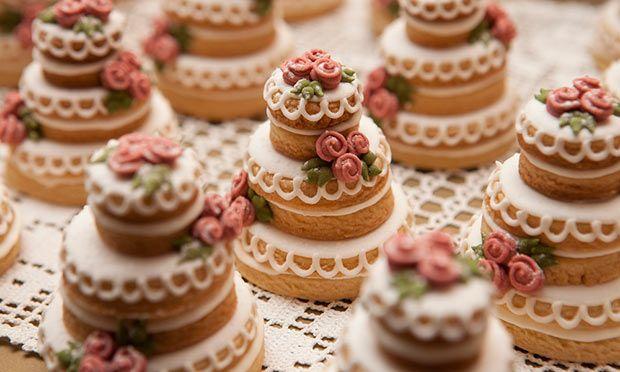 Casamento: novidades e tendências em doces para você investir - Culinária - MdeMulher - Ed. Abril
