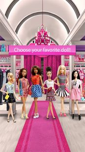 Barbie® Fashionistas®- screenshot thumbnail