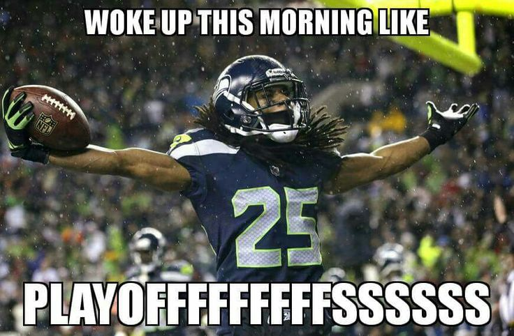 Seahawks playoffs!!!!!!!!