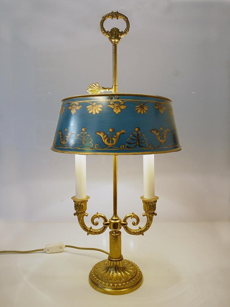 99 best Bouillotte Lamp/Chandelier images on Pinterest ...