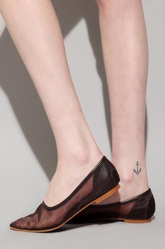 Zee tattoo. #anchor