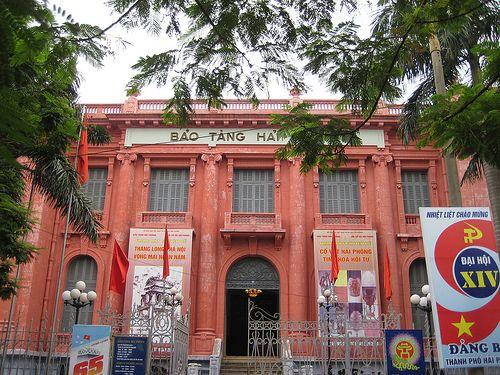Haiphong Museum, Hai Phong