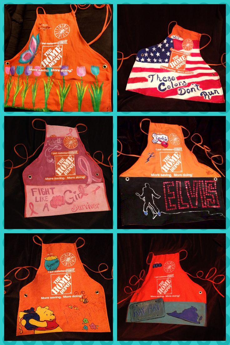 12 best images about home depot apron art on pinterest how to paint utah and cheek art - Home depot paint design ideas ...
