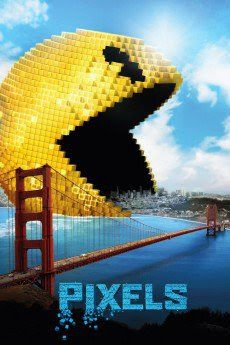 Direk Link Filmler-Direct Link Films: Pixels (2015) mp4