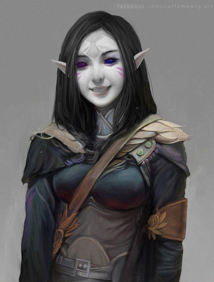 f Elf Bard by viet-famwang on DeviantArt