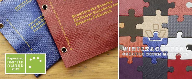 Paperazzo Haptik Award 2012 -  Kategorie Direct Mailing
