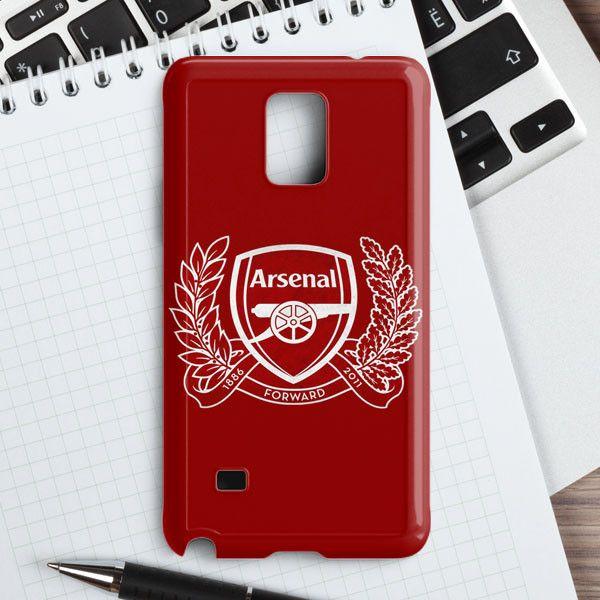 Arsenal Club Samsung Galaxy Note 5 Case | casefantasy