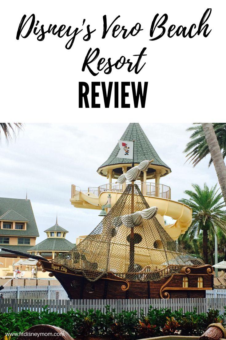 Disney's Vero Beach Resort Review. Visit the Atlantic Florida coastline at Disney's Vero Beach resort.