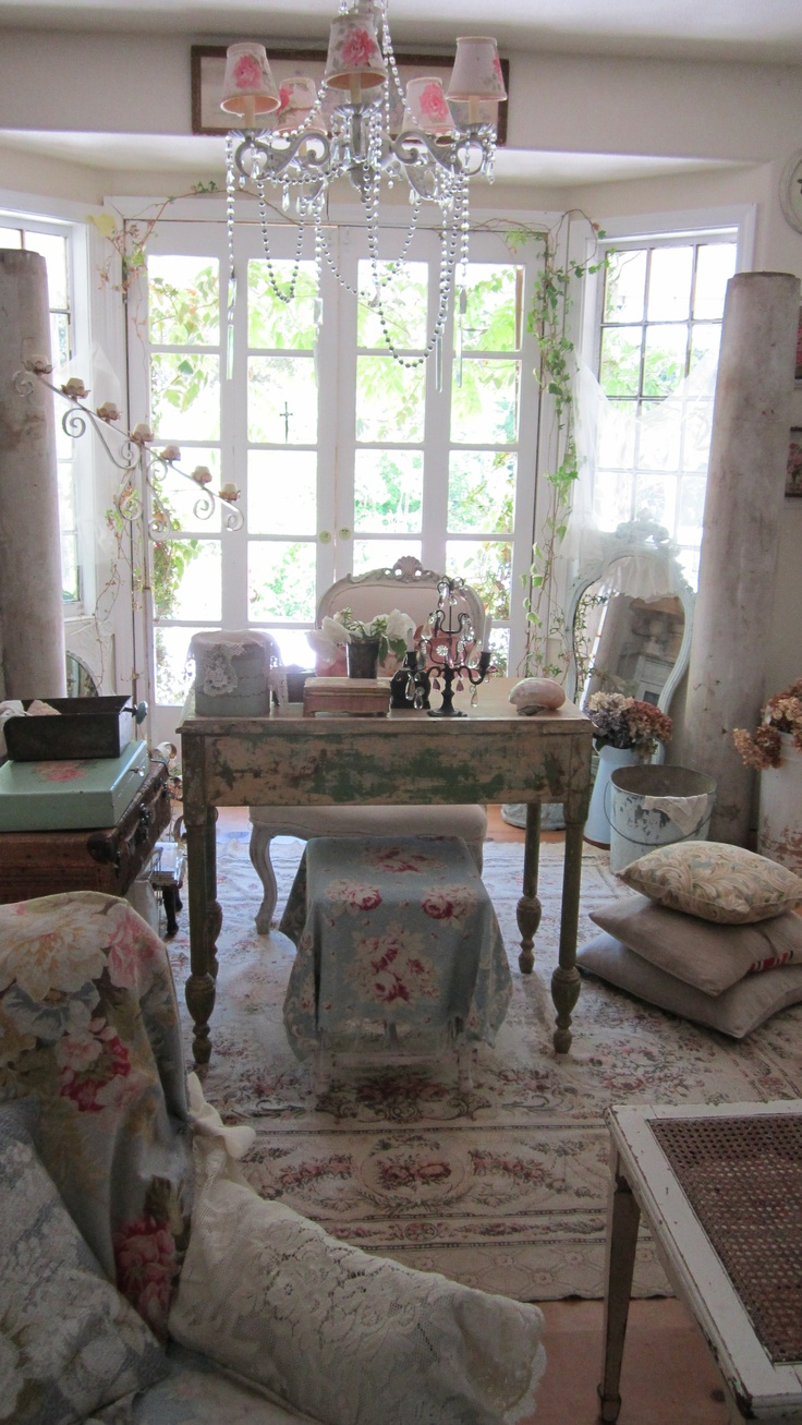 Delightful Completely New 96 Best Shabby Chic Home Office Images On Pinterest | Home  Ideas NK58