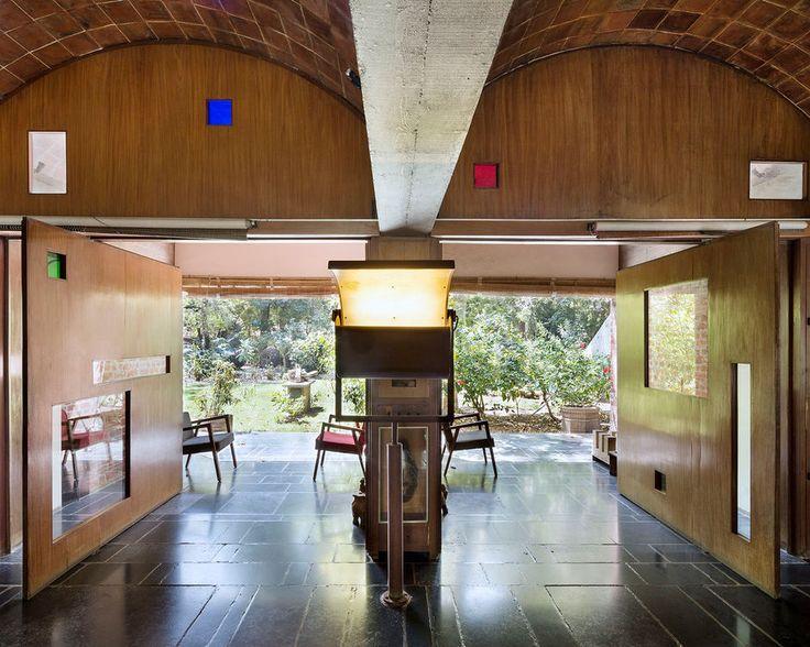 Sarabhai House Le Corbusier Manuel Bougot Photographer Villa Sarabhai Pinterest Le