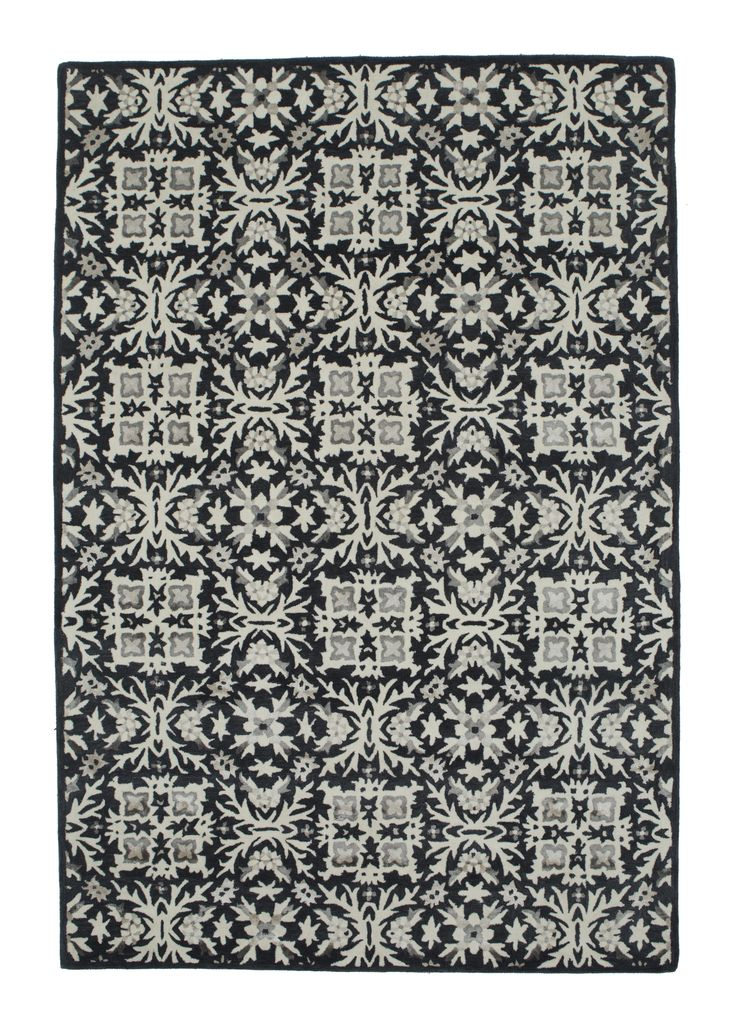 Modern - Knight #2155  5.00 x 3.50m Himalaya Collection ~ New Zealand Wool Hand-Tussock Was R 66 500 -50 % Now R 33 250