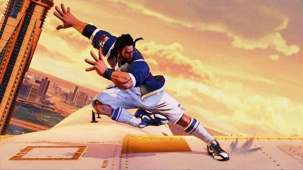 Street Fighter V Se Presenta Un Trío De Trajes Deportivos