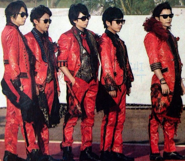 Arashi  blast in Hawaii. So cool.