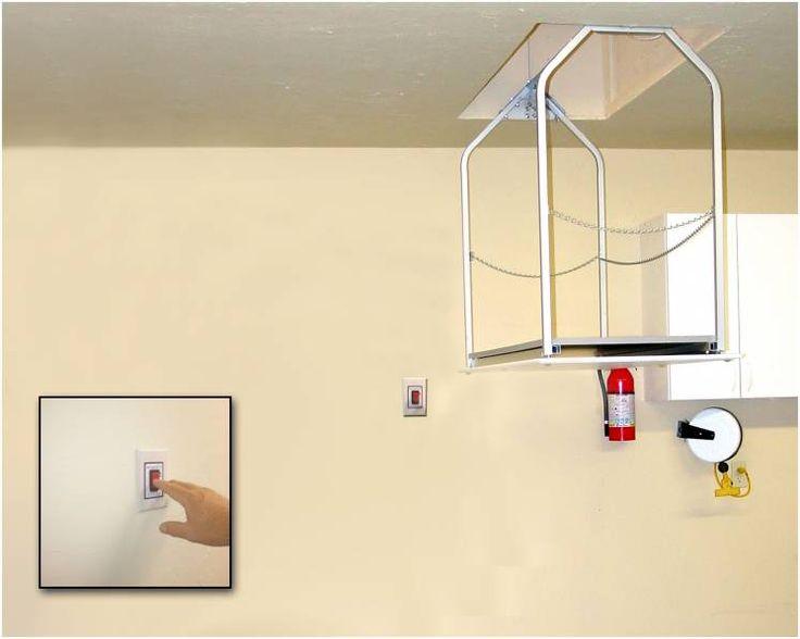 Versalift Model 32 M | Versalift Attic Lifts - The #1 Preferred Attic Lift